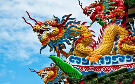 Chinese Astrology: The Dragon