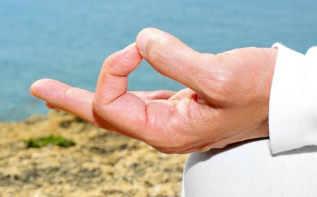 Settle the Mind with Mudras